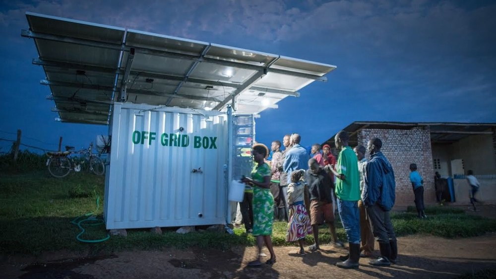 Powering Africa's Remote Communities With Clean Modular Energy